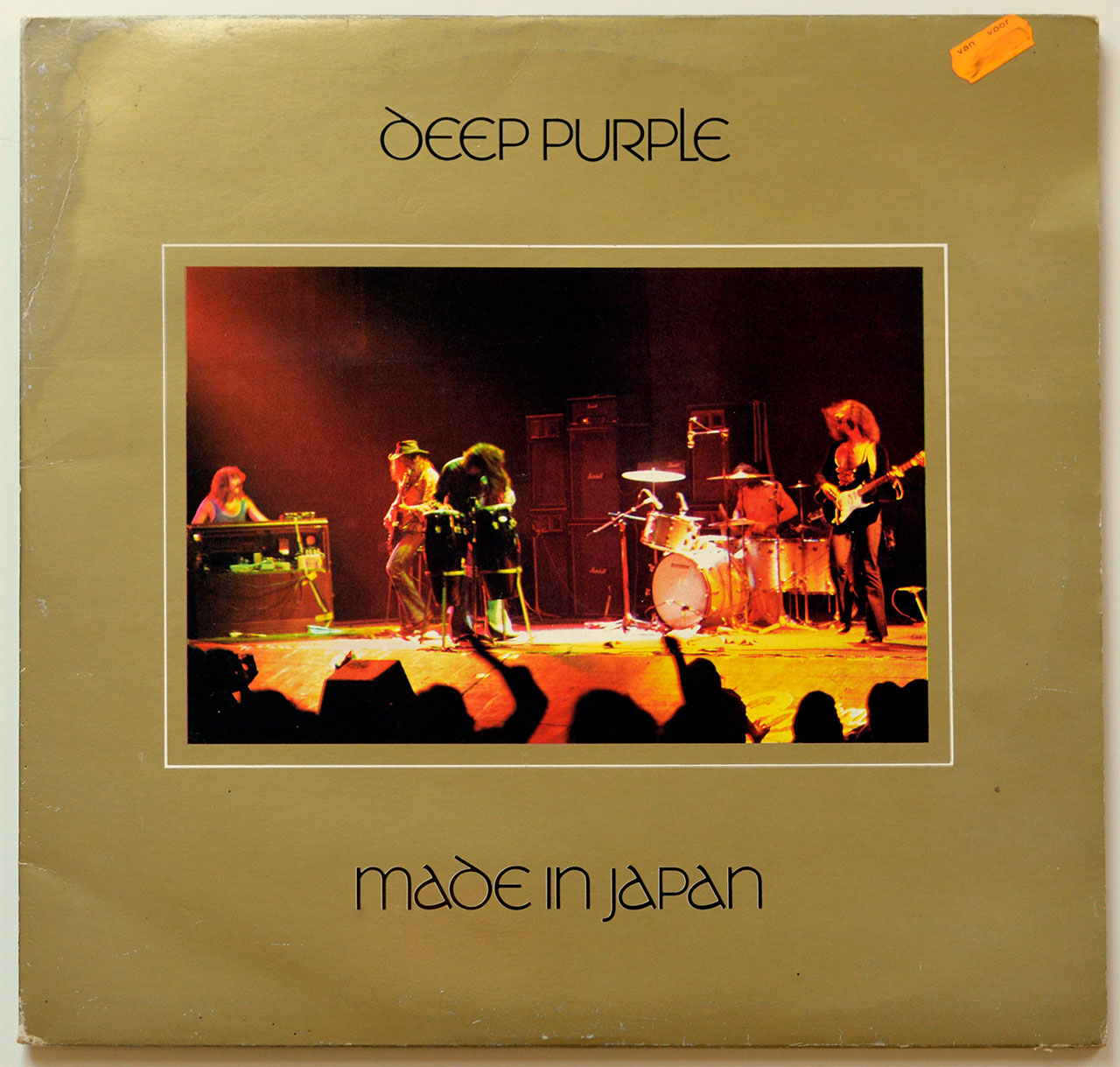 A0730 DEEP PURPLE Made In Japan
