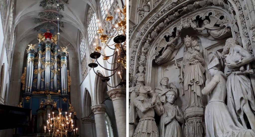 Bezienswaardigheden Breda: Grote Kerk | Mooistestedentrips.nl