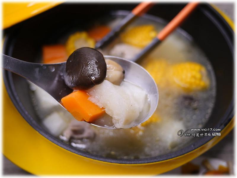 山藥排骨湯蒸魚170