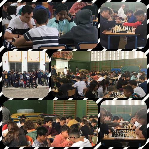 Torneo Ajedrez IES Sierra de Mijas