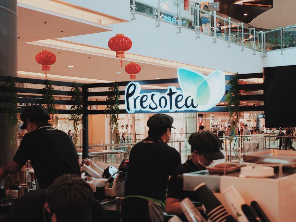 presotea philippines menu