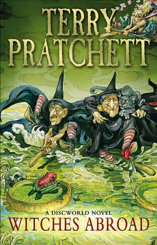Terry Pratchett, Witches Abroad
