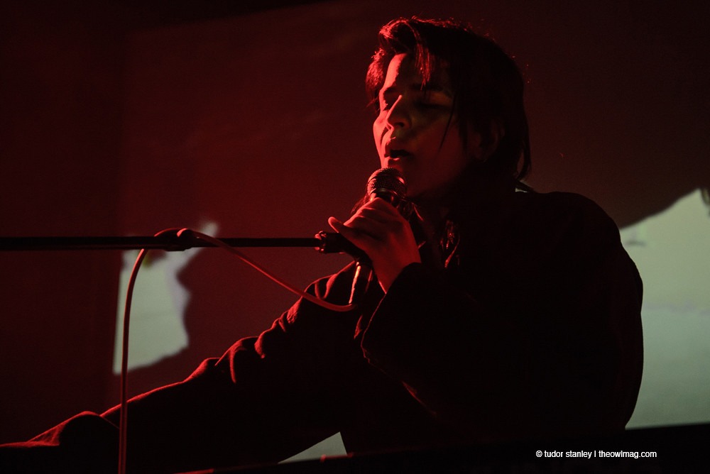 Vowws @ The Chapel, SF 2/17/19