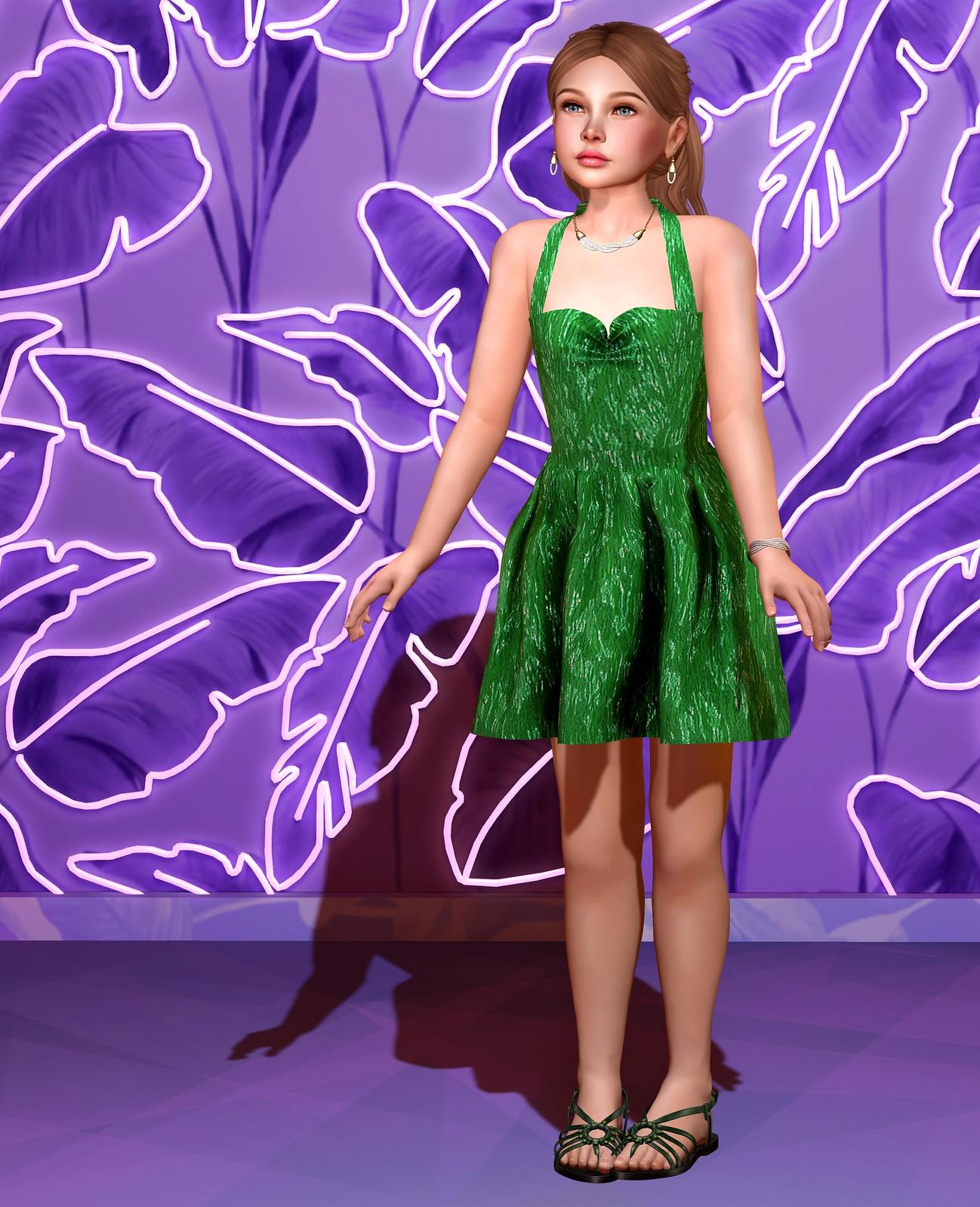 Tween Partaytay Dress