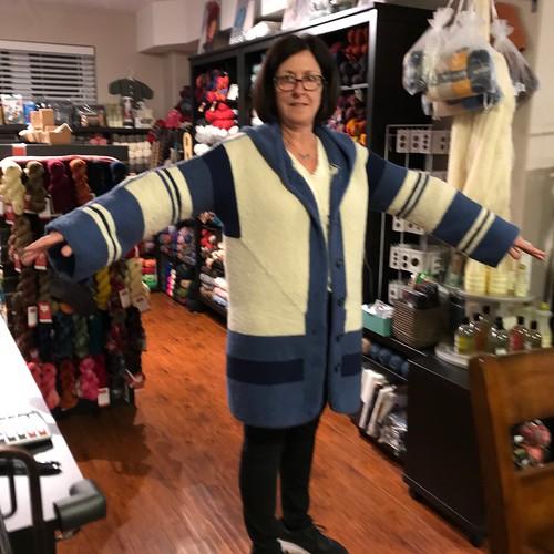 Jane's Adult Surprise Jacket!