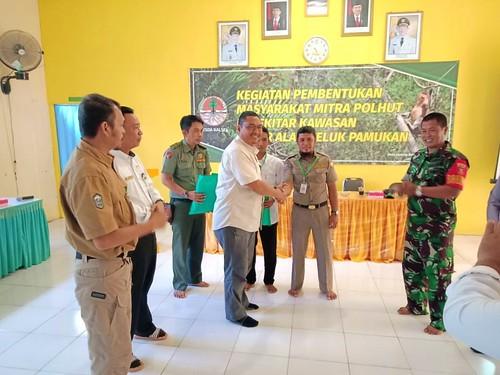 Masyarakat Mitra Polhut (MMP) CA Teluk Pamukan Perkuat Silaturahmi dan Pengamanan Kawasan (02)