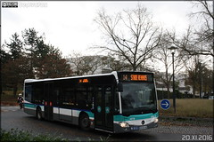 Mercedes-Benz Citaro Facelift - Transdev TIV (Transports d'Ille et Vilaine) n°72131 / STAR (Service des Transports en commun de l'Agglomération Rennaise) n°4018