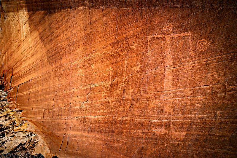 Paria Plateau Petroglyphs