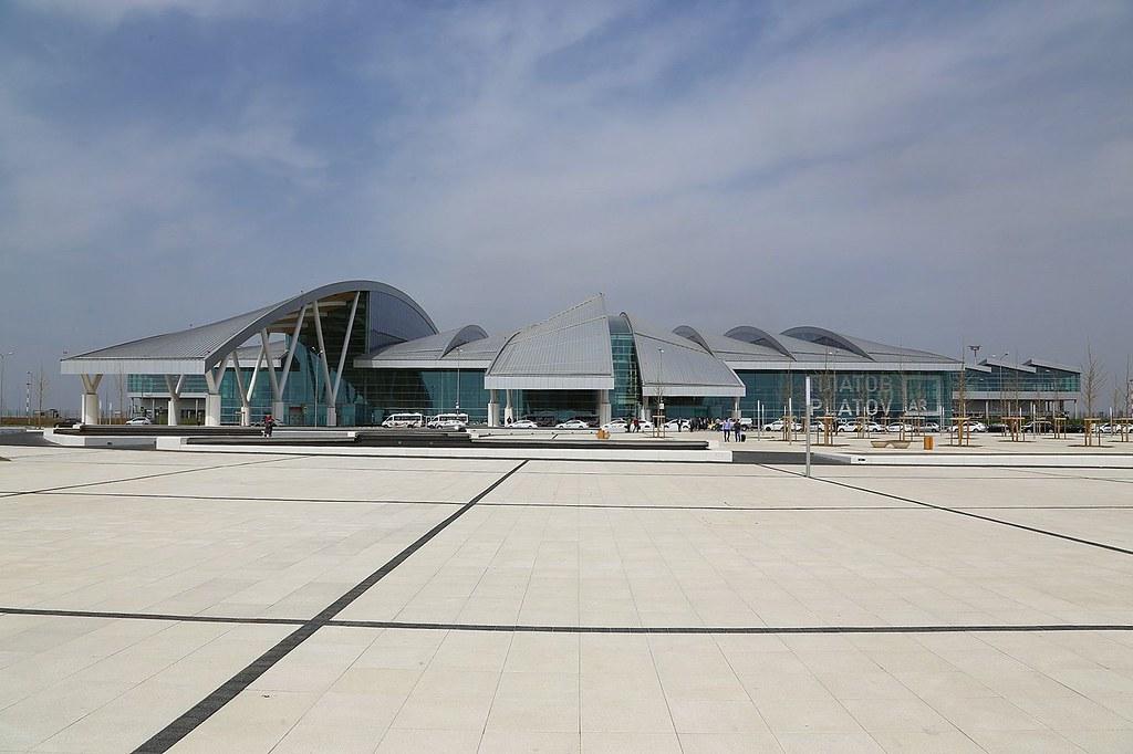 Платов – это первый в России аэропорт на пять звёзд