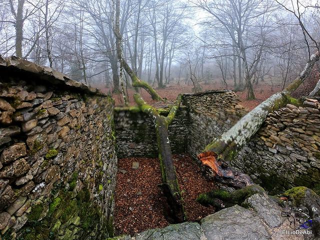 Cuando vas a ver  la Cascada más alta de España... y ha desaparecido (19)