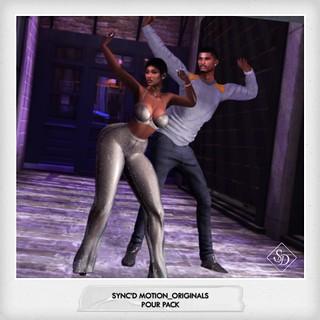 Sync'D Motion__Originals - Pour Pack