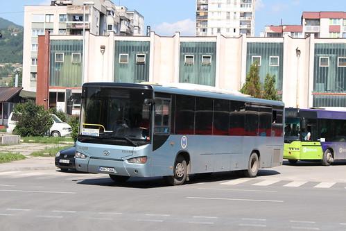 zenicatrans bus k84t364 higerklq6129
