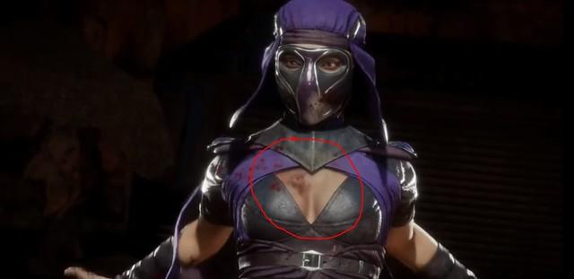 Mortal Kombat 11 - Skarlet Bölünme Vurgulandı