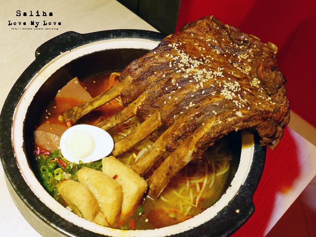 台北水貨炭火烤魚小巨蛋店火鍋餐廳好吃ig打卡推薦超厲害海鮮蝦子火鍋 (5)