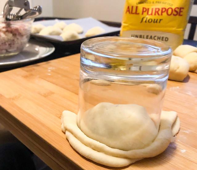 The OFFICIAL Non-Breadmaker Version Of My Mom's Pīrāgi (Latvian Bacon Buns)