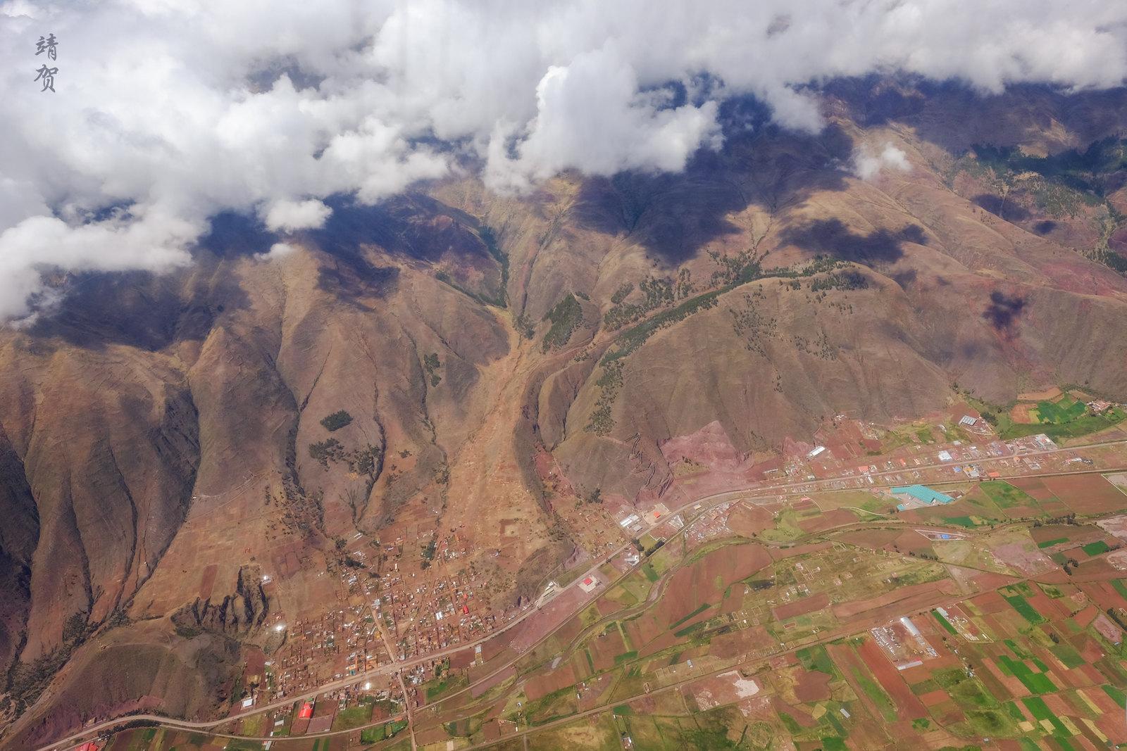 Town of Choquepata
