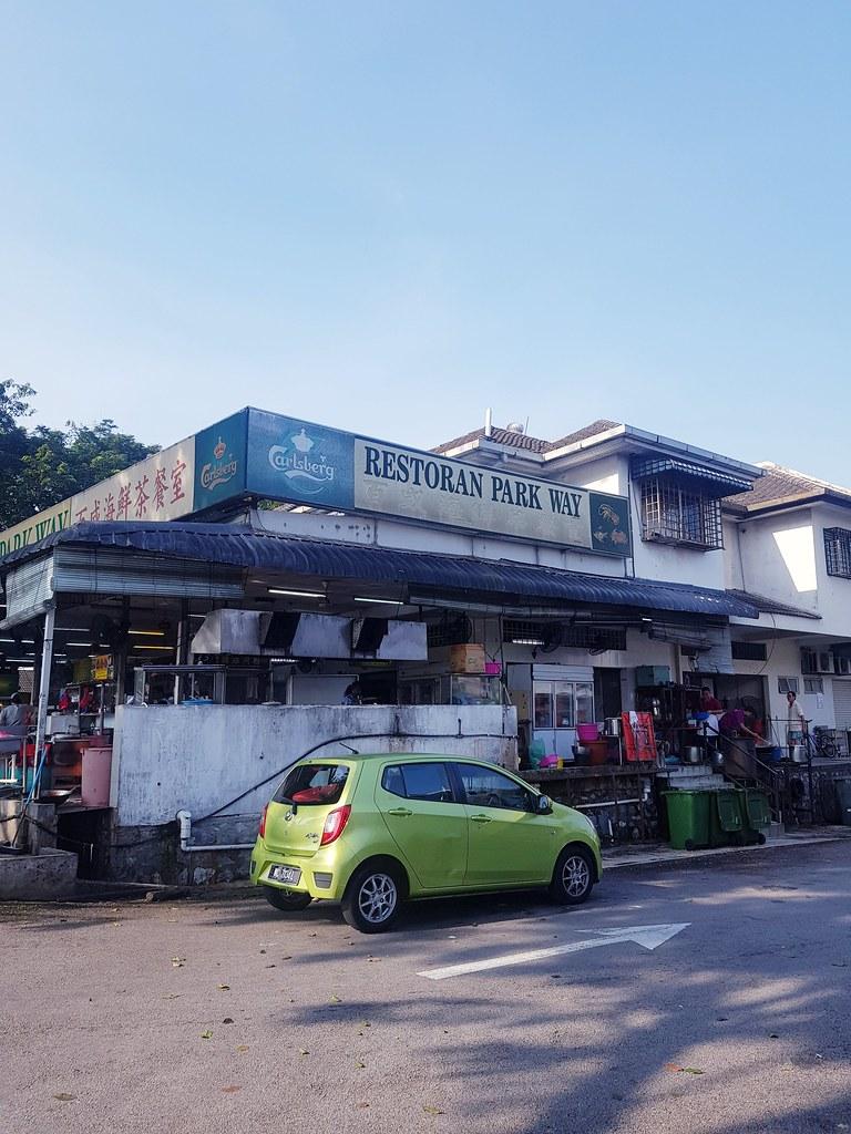 @ 百威海鲜茶餐室 Restoran Park Way SS19