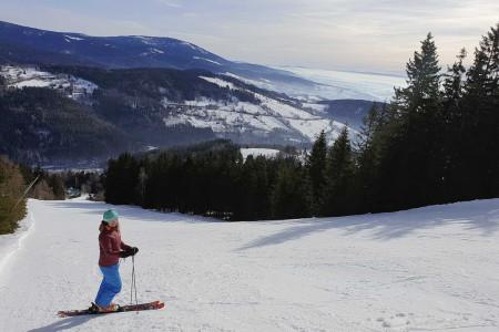 Tipy SNOW tour: Herlíkovice – zimní nálada v jarních podmínkách