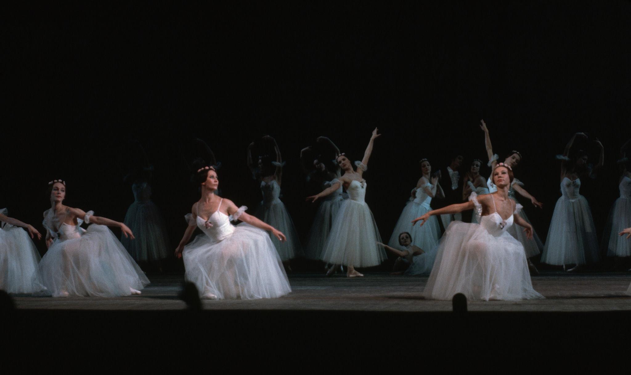 1964. В Большом театре