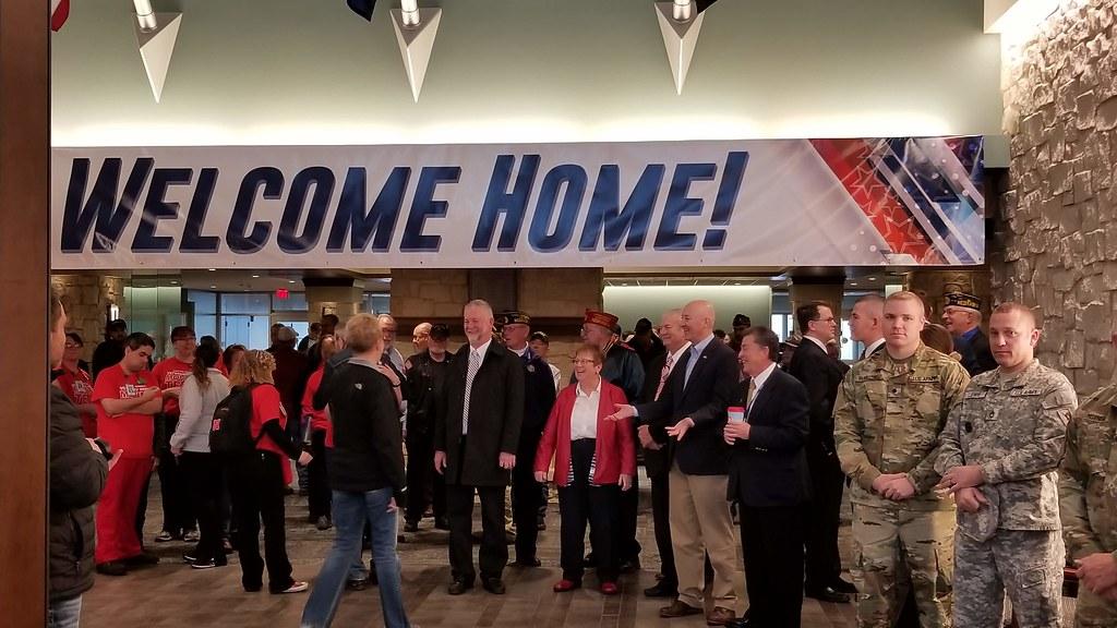 Central Nebraska Veterans' Home Move-In