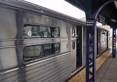 NYCT R11 8013 at Brighton Beach