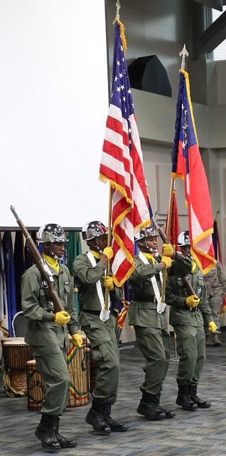YCA Color Guard