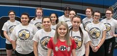 PHHS Girls Powerlifting States 2019-75