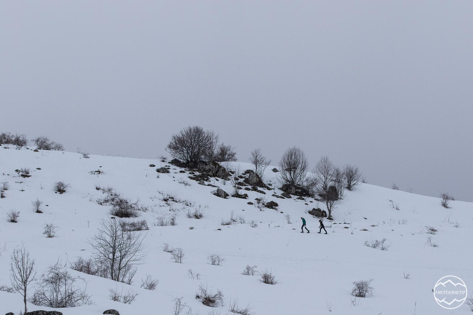 DSN Entrainement Ski Raquettes (71)