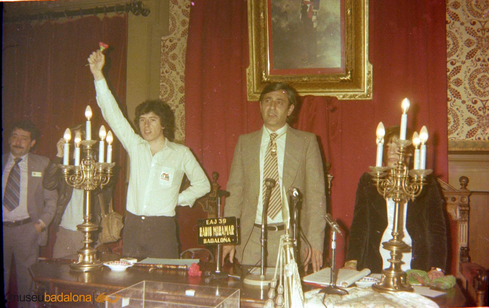 LES ELECCIONS MUNICIPALS DE 1979