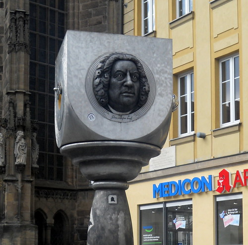Statue in Ansbach