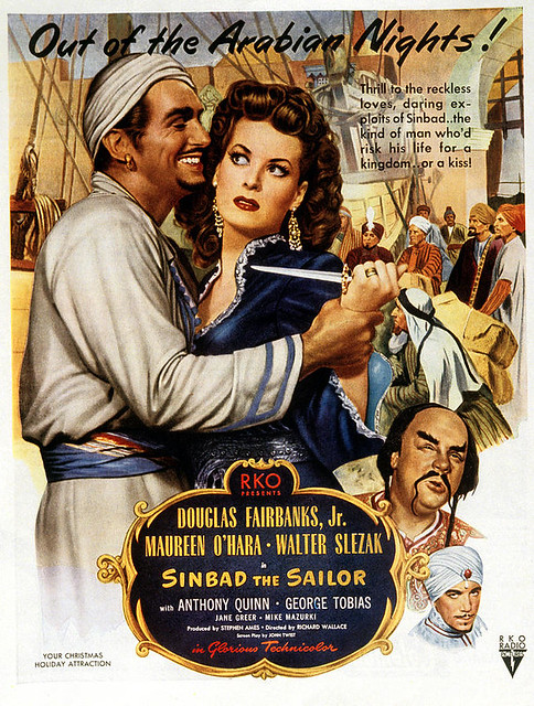Sinbad, The Sailor - Poster 14