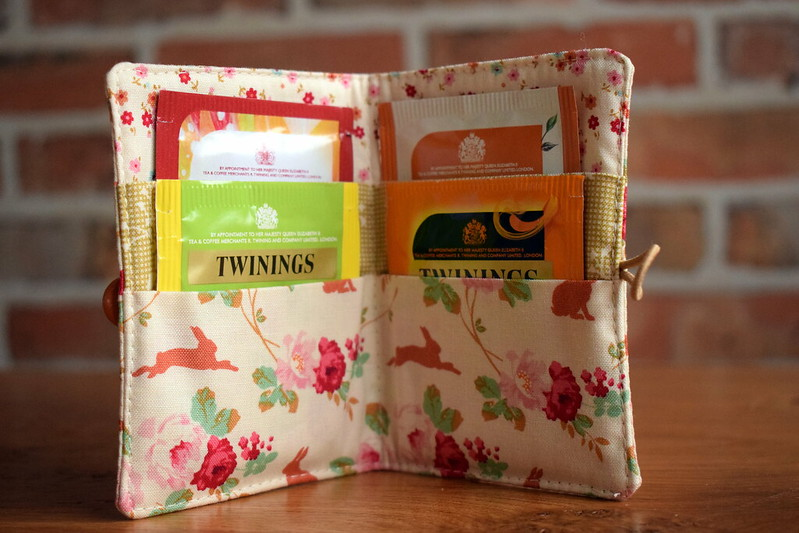 Teabag Wallet Tutorial