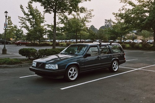 Volvo 940 Turbo