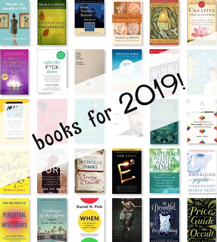 Books to read in 2019 | www.enrychment.com