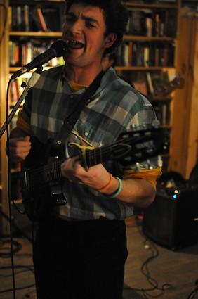 Edward Glen at Black Squirrel Books