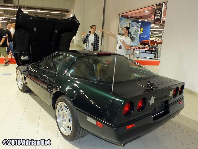 Chevrolet Corvette C4, Fujifilm FinePix HS35EXR