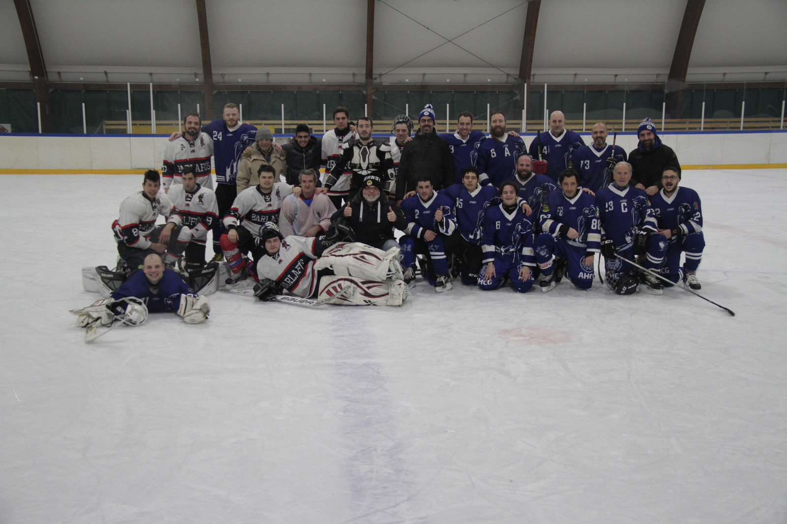 Fighters: 7 Febbraio 2019 - Hockey su Ghiaccio