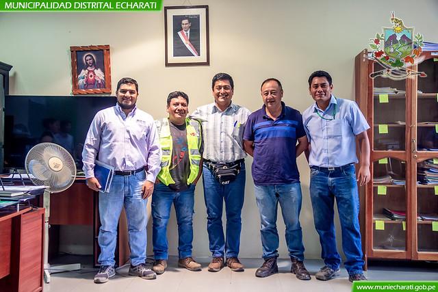 Provias Nacional Inicia Trabajos para Construcción de 8 Puentes Gracias a Convenio Suscrito con la MDE
