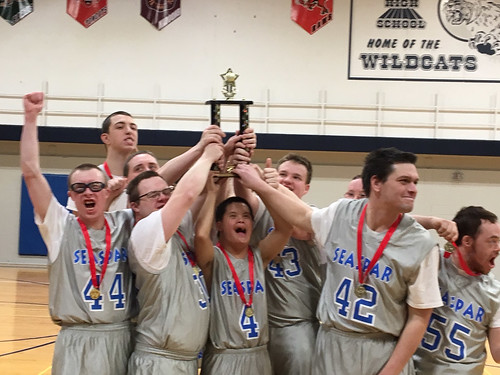 Special Olympics Illinois Basketball Regional Qualifier