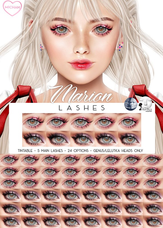 Marion Lashes @ N21