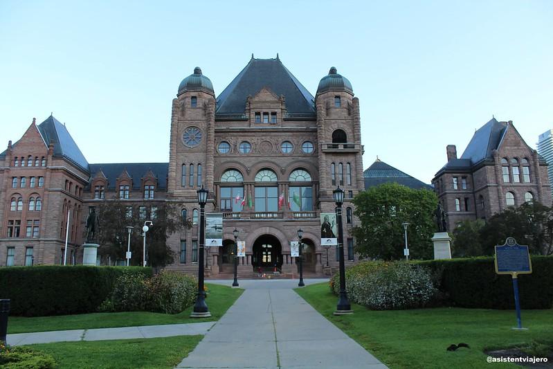 Toronto Ontario Parliament