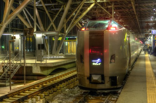28-02-2019 Asahikawa Station (2)