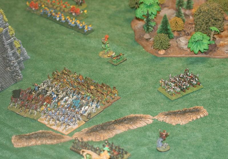 [4000 - Orcs+HL vs Khemri] La bataille des pyramides noires 46466201845_5182f48fab_c