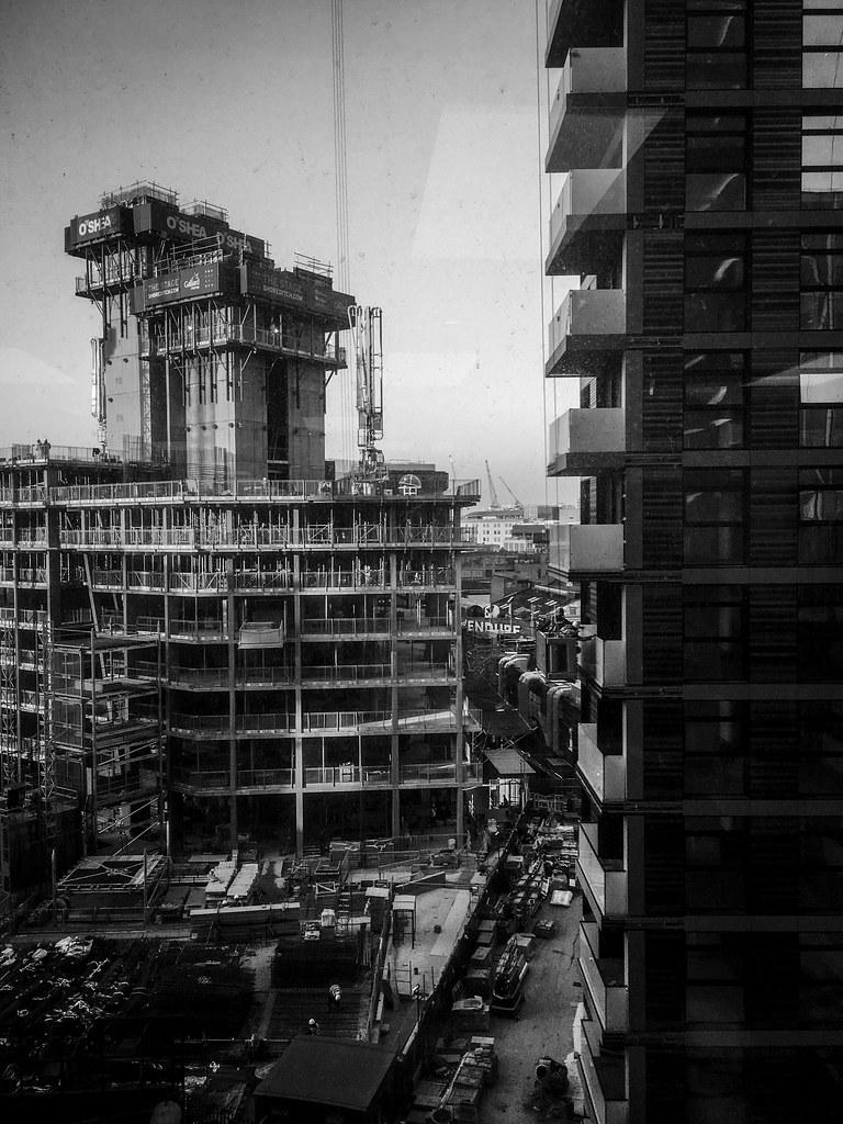 Building dystopia