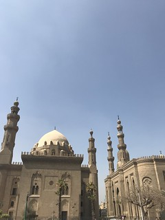 Sultan Hassan and Rifa'i Mosques, Cairo