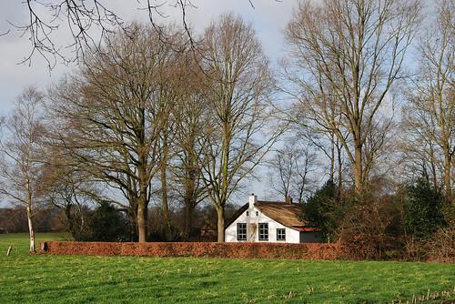 En dan naar de rust in Vledderveen.