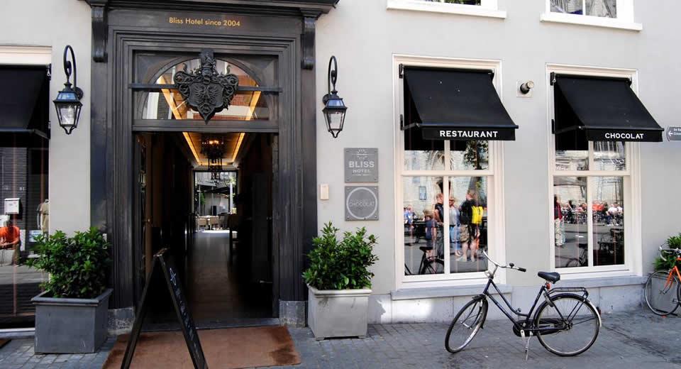 Weekendje Breda: logeren bij Bliss Boutique Hotel | Mooistestedentrips.nl