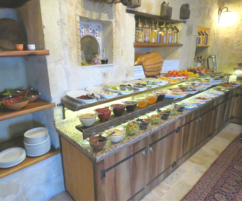 Desayuno Turquia