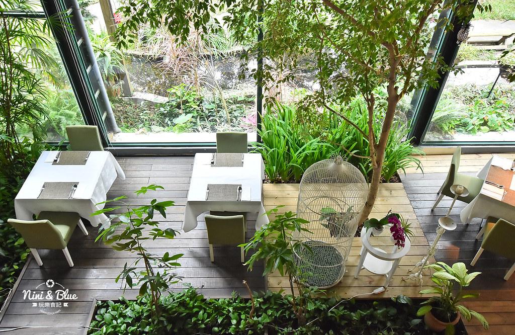 千樺花園 新社花海 美食 台中法式料理 咖啡11