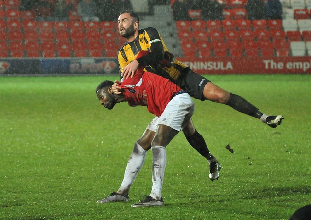 FAT3: Salford City 1-1 Maidstone United